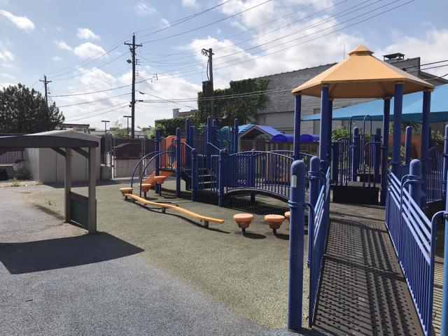 Big Playground City School