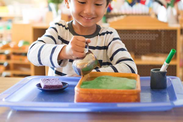 Authentic Montessori Practical Life