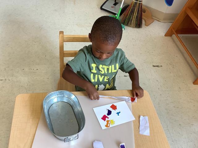 Montessori toddler, fine motor skills, sensorial, practical life