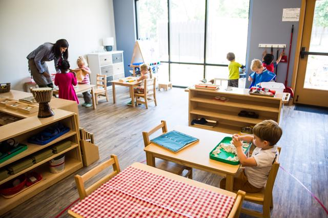 Best Montessori School Mckinney Texas