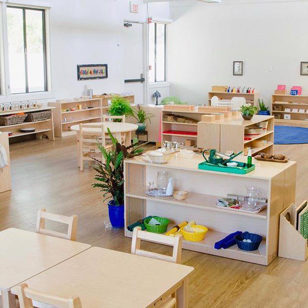Childcare Elementary New Jersey Montessori