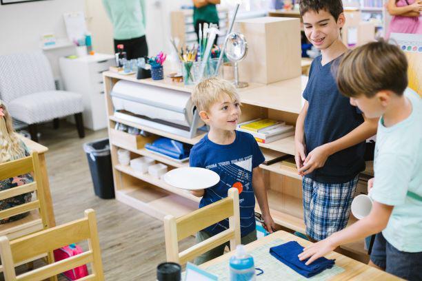 elementary South New Jersey education Montessori